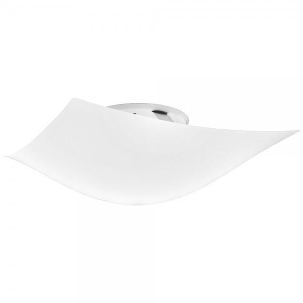 plafon solari quadrado led branco 2