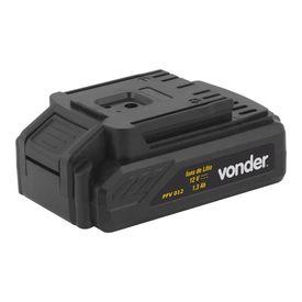 bateria para parafusadeira pfv012 12v vonder 12205